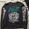 Grave You Will Never See Tour Shirt
