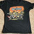 Bolt Thrower Original War Master Shortsleeve 1991 TShirt or Longsleeve