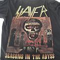 """Slayer """"Seasons in the abyss"""" t-shirt"""
