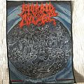 """Morbid Angel """"Altars of madness"""" Official backpatch"""
