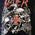 "Slayer ""The Final Campaign"" tour t-shirt"