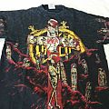 """Slayer """"Seasons in the abyss"""" original shirt"""