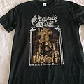 "Mortuary Drape ""All the witches dance"" anniversary t-shirt"