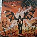 "Necromantia ""Scarlet Evil Witching Black"" vinyl"