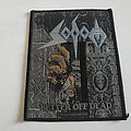 "Sodom ""Better off dead"" original patch"