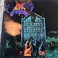 Dark Angel Darkness Descends vinyl