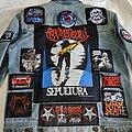Slayer - Battle Jacket - Long sleeve battle jacket UPDATE II