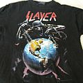 Slayer original tour shirt