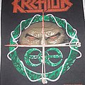 "Kreator - Patch - Kreator ""Hallucinative comas"" backpatch"