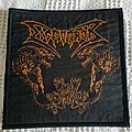 Dismember - Patch - Dismember Like An Ever Flowing Stream patch