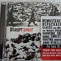 "Disrupt ""Unrest"" cd Tape / Vinyl / CD / Recording etc"