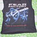 Fear Factory - Fear is the Mindkiller original tour shirt