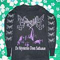Mayhem - De Mysteriis Dom Sathanas longsleeve shirt