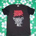 TShirt or Longsleeve - Morbid Angel - Medieval Satan bootleg shirt