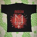 Deicide - Trifixion / End Of God Blue Grape reprint shirt