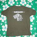 TShirt or Longsleeve - Carcass - I Reek Of Putrefaction green/grey bootleg shirt
