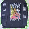 Napalm Death - Harmony Corruption original longsleeve shirt