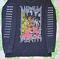 Napalm Death - Harmony Corruption original longsleeve shirt