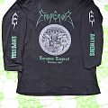 Emperor - Emperial Anthems European Conquest 1997 tour original longsleeve shirt