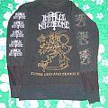 Impaled Nazarene - Suomi Finland Perkele longsleeve shirt