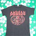 TShirt or Longsleeve - Deicide - Medallion reprint shirt