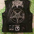 My first Battle Jacket - Northern Black Metal
