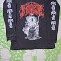 Immortal - Throne original second print longsleeve shirt