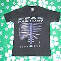 Fear Factory - Demanufacture original shirt