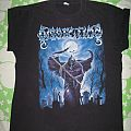 Dissection - World Tour Of The Light's Bane original shirt