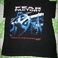 Fear Factory - Fear is the Mindkiller original shirt