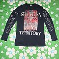 Sepultura - Territory original longsleeve shirt
