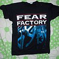 TShirt or Longsleeve - Fear Factory - Fear Is The Mind Killer official reprint shirt