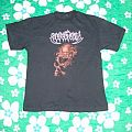 TShirt or Longsleeve - Sepultura - Beneath The Remains bootleg shirt
