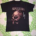 Sepultura - Beneath The Remains shirt