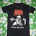 Morbid Angel - Leading The Rats: European Sickness original shirt
