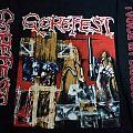 SOLD GOREFEST- False 1993  Tour Long Sleeve in L . Sell  TShirt or Longsleeve