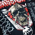 - SOLD - Massacre - 1992 Insanity Over Euro Long Sleeve Sell TShirt or Longsleeve