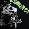 SOLD Coroner 1990 NEW Punishment For Decadence Tee in L size TShirt or Longsleeve