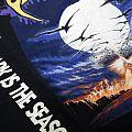 - SOLD - Benediction - Dark Is the Season 1992 Original vintage Sweater in XL TShirt or Longsleeve