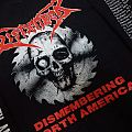 - SOLD - Dismember 1993 Dismembering North America in XL size TShirt or Longsleeve