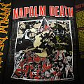 -SOLD- Napalm Death Utopia Banished 1992 Tour LS for Sell ! TShirt or Longsleeve
