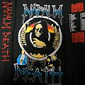 --SOLD--Napalm Death Grind Crusher 1991 Tour LS for Sell  TShirt or Longsleeve