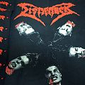 - SOLD - Dismember - 1992 `s  Pieces Long Sleeve in XL size. Sell TShirt or Longsleeve