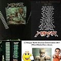 TShirt or Longsleeve - Official MORGUE 'Artgore' tour 2001 longsleeve