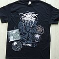 Darkthrone - Old Star - shirt , cd , patch