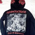 Archgoat Angelcunt Hoodie Hooded Top