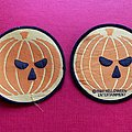 Helloween - Patch - Helloween Circle Patches