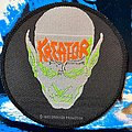 Kreator - Patch - Kreator Behind the MIrror Circle Patch