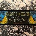 Iron Maiden - Patch - Iron Maiden Fear of the Dark Strip Patch