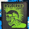 Exploited - Patch - Exploited Let's Start  a War